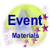 event materials-conferences-workshops-courses